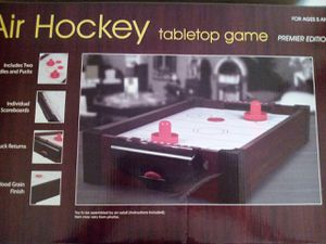 air hockey table top for Sale in Houston, TX