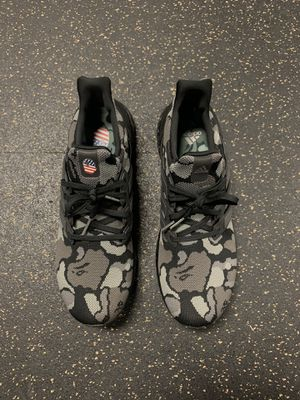 Adidas Ultraboost X Bape 'Black Camo' Mens 11.5 for Sale in Bradenton, FL