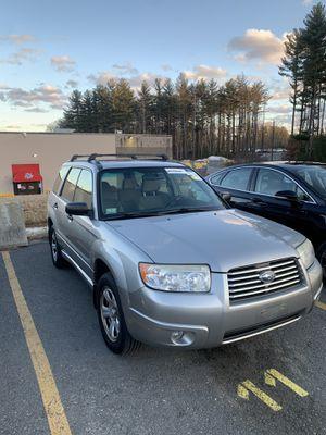 2006 Subaru Forester for Sale in Boston, MA