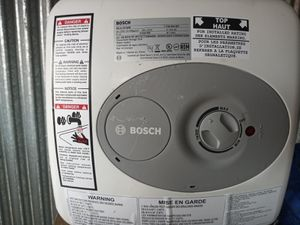 Tankless water heater for Sale in Fort Worth, TX
