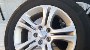 2019 charger wheels and tires for Sale in Reedley, CA