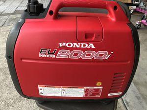 Honda eu 2000i for Sale in Sacramento, CA