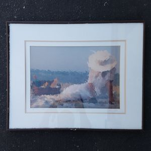ART - Impressionistic Photo - signed, numbered - gallery framed for Sale in Riverside, CA