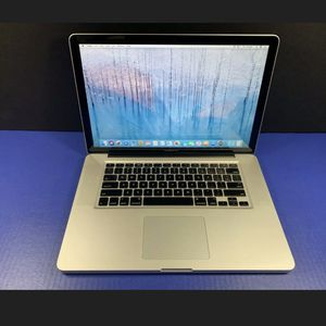 "Apple Mack book Pro 15"" Quad Core Turbo I7 for Sale in Allen, TX"