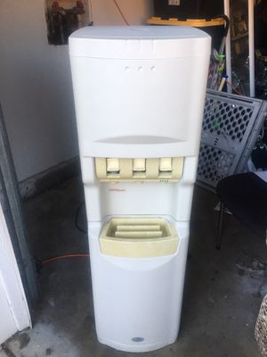 Oasis water/cooler-with inside water-reserve!!!! for Sale in Chino Hills, CA