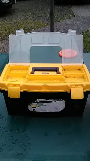 "19"" Tool Box for Sale in Snohomish, WA"