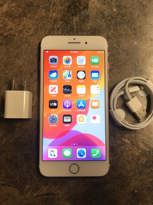 iPhone 8 Plus unlocked for all carriers for Sale in Kent, WA