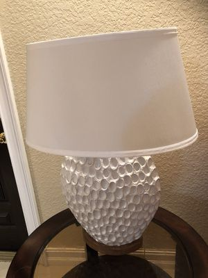 Scallop lamp for Sale in Florida City, FL