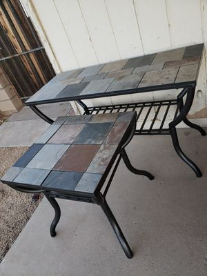 Entry table and side table for Sale in Phoenix, AZ