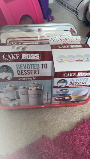 Cake boss bundle set for Sale in Indianapolis, IN
