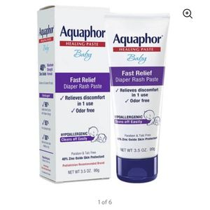 Aquaphor Baby Diaper Rash Paste for Sale in Santa Ana, CA