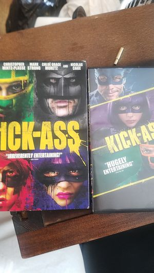 Kick Ass 1 and 2 for Sale in Milford, DE