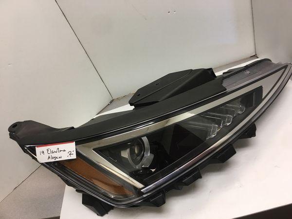 Part Hyundai Elantra headlight 2019