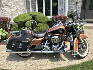 2008 Harley Davidson Road King Classic for Sale in Glenview, IL