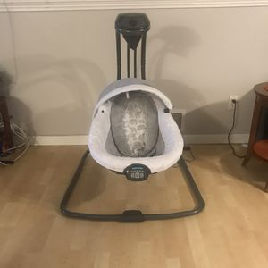 Graco Oasis SS Baby Swing for Sale in New York, NY