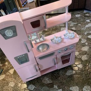 Kid Kraft Wood Kitchen for Sale in Cherry Hill, NJ
