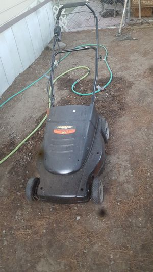 cordless lawn mower cmm1200 for Sale in Fontana, CA