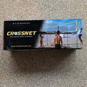 Crossnet Volleyball Set for Sale in Oceanside, CA