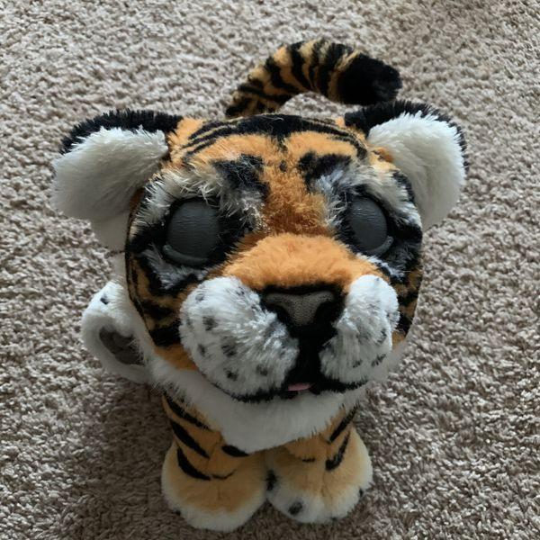 Tyler FurReal Robot Tiger