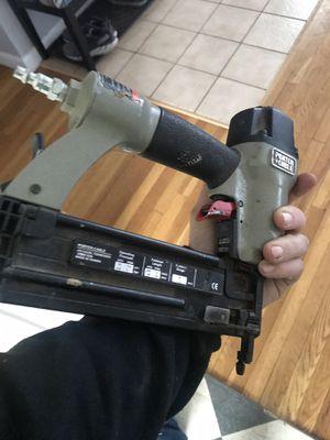 Porter cable nail gun for Sale in Mendon, MA