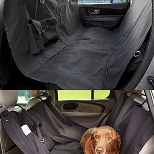 Brand New $15 Pet Dog Car Seat Protector Cover Back Rear Mat Pad Waterproof Hammock, Black for Sale in Whittier, CA