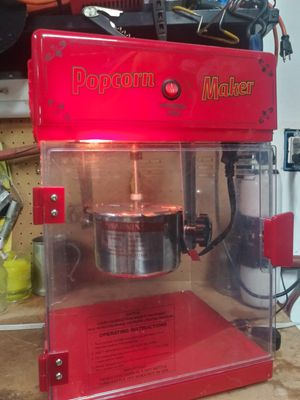 Popcorn maker machine kitchen cooking Waring pro for Sale in Bethlehem, PA