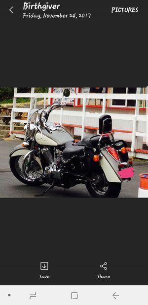 Motorcycle Honda Shadow Aero for Sale in Puyallup, WA