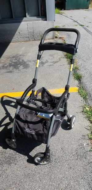 Graco click connect, classic connect stroller for Sale in Acton, MA