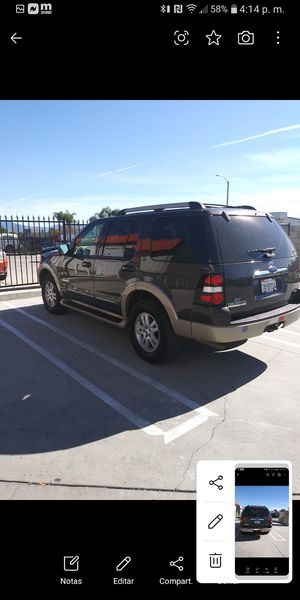 FORD EXPLORER for Sale in Moreno Valley, CA