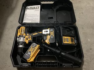 BRANDNEW Dewalt DCD991P2 Drill Kit for Sale in Waco, TX