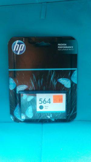 NIB hp 564 Black Printer Ink for Sale in Traverse City, MI