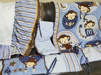 Baby Crib Bedding Set for Sale in Naples,  FL
