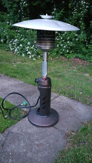 Small portable outdoor heater propane for Sale in Dighton, MA
