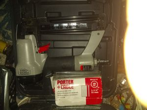 Porter cable nail gun for Sale in Portland, OR