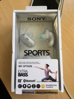 Sony wireless headphones for Sale in Bellevue, WA