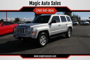 2013 Jeep Patriot for Sale in Hesperia, CA