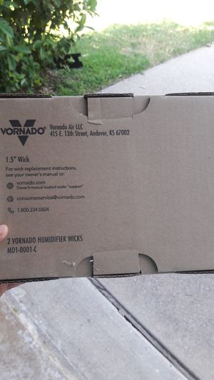 """Vornado Humidifier 1.5"""" replacement wick for Sale in Flower Mound, TX"""