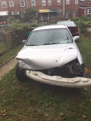 2002 mazda 626 (Parts only) for Sale in Baltimore, MD