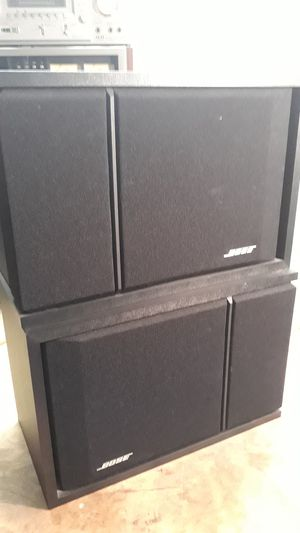 Bose 201 Speakers Series III for Sale in Vancouver, WA