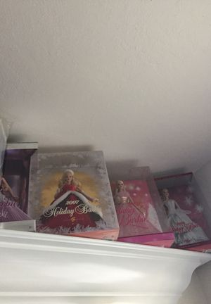 Holiday Barbie Collectibles for Sale in Livermore, CA