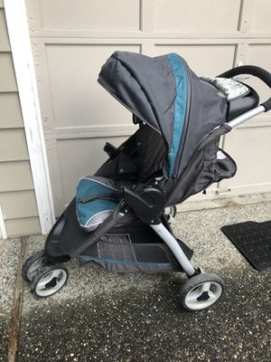 Graco Click Connect Stroller, Car Seat, and Base for Sale in Brier, WA
