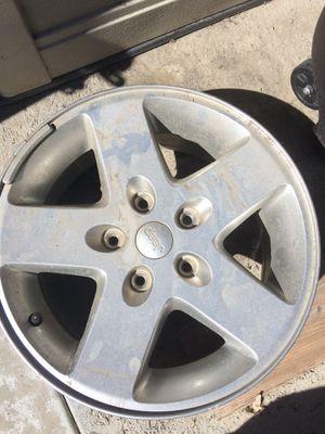Jeep Wrangler wheel/rim 5 lugs for Sale in Paramount, CA