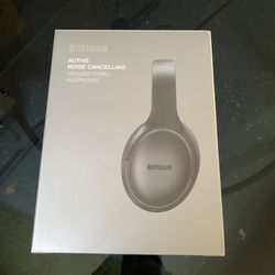 New Boltune Wireless Bluetooth Over the Ear Headphones with Active Noise Cancellation for Sale in Riverside,  CA
