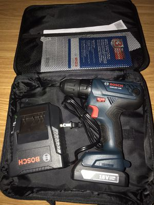 Bosch drill new18v for Sale in Los Angeles, CA