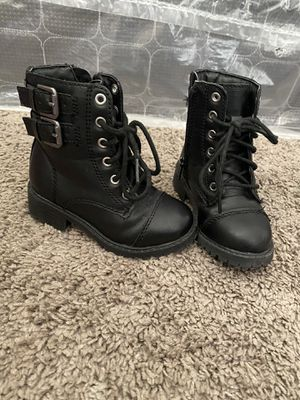 Toddler Girl Boots for Sale in Austell, GA