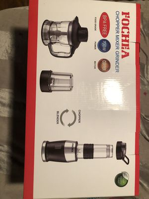 Blender bpa free for Sale in Dallas, TX