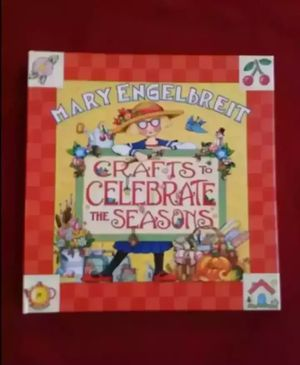 Mary Englebright Crafts to Decorate the Seasons binder/book for Sale in League City, TX