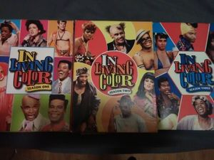 In living color seasons 1-3 mint condition for Sale in Meriden, CT