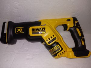 XR sawzall tool only for Sale in Kernersville, NC