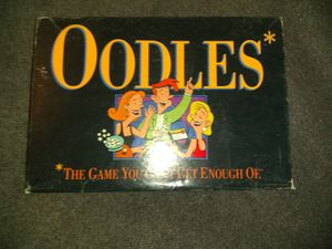 OODLES- THE GAME YOU CAN'T GET ENOUGH OF for Sale in Janesville, WI